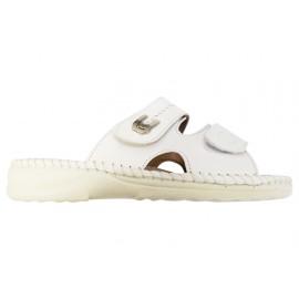 Dámské pantofle Koka bílé