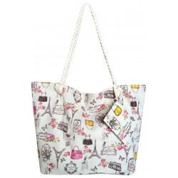 Plážové maxi tašky