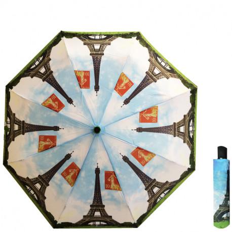 Automatický deštník REALSTAR - modrý