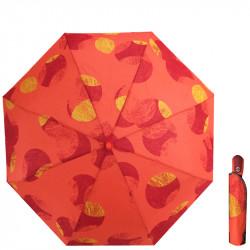 Automatický deštník REALSTAR - oranžový 4