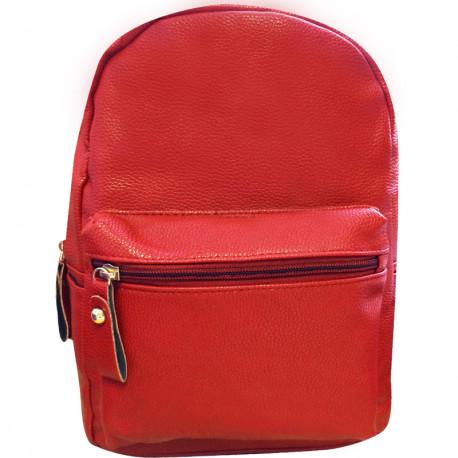 Dámský batoh Eighty&Ninety 2 - červený, Barva Červená Eighty&Ninety