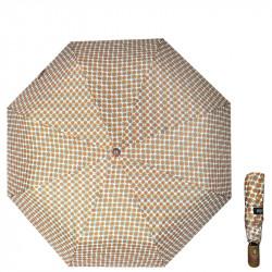 Automatický deštník REALSTAR - hnědý 5