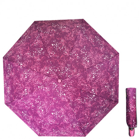 Automatický deštník REALSTAR - růžový 3
