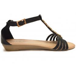 Dámské letní páskové sandále
