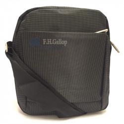 Pánská crossbody taška 4 - černá