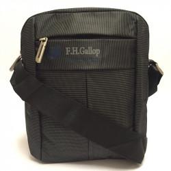 Pánská crossbody taška 5 - černá