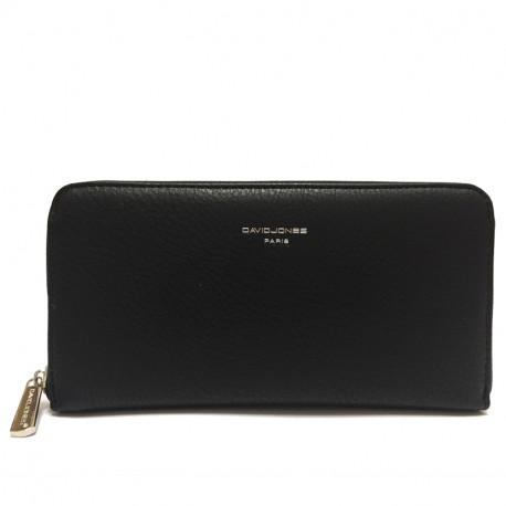 Elegantní dámská peněženka David Jones 2 - černá