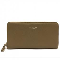 Elegantní dámská peněženka David Jones 2 - khaki