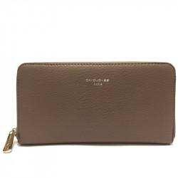 Elegantní dámská peněženka David Jones 2 - fialová