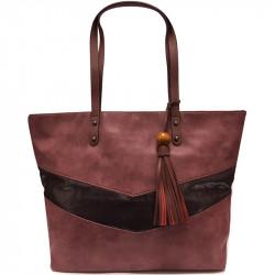 Elegantní dámská kabelka David Jones 5650-3 - černá
