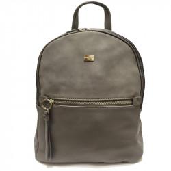Elegantní dámský batoh David Jones 5700-2 - šedý