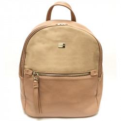 Elegantní dámský batoh David Jones 5700-2 - růžový