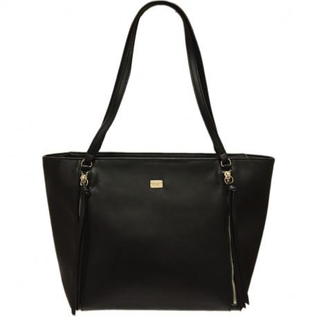 Elegantní dámská kabelka David Jones cm3579- černá