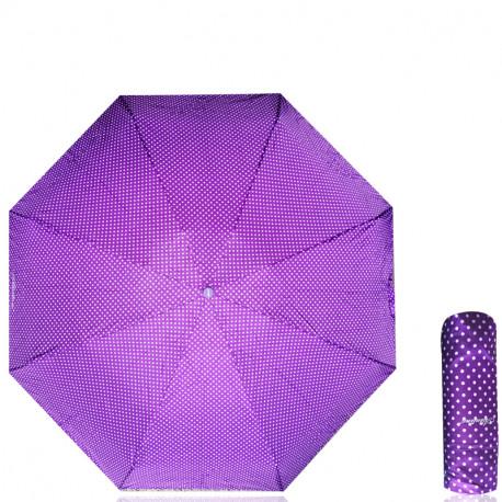 Manuální deštník Alentino - fialový