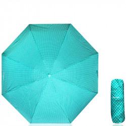 Manuální deštník Alentino - tyrkysový