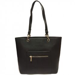 Elegantní dámská kabelka David Jones cm3560 - černá 1b92b47f09