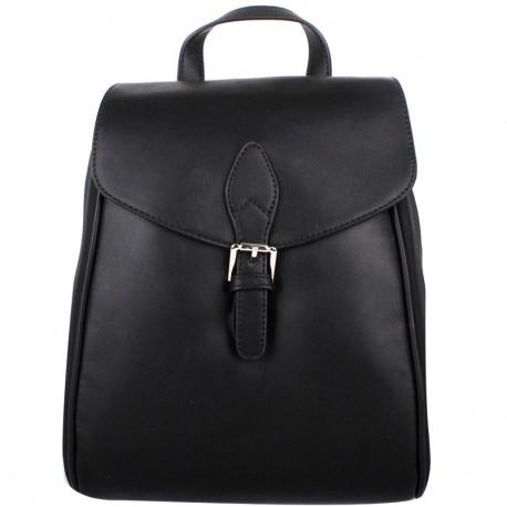 Elegantní městský dámský batoh David Jones cm3615 - černý, Barva Černá David Jones