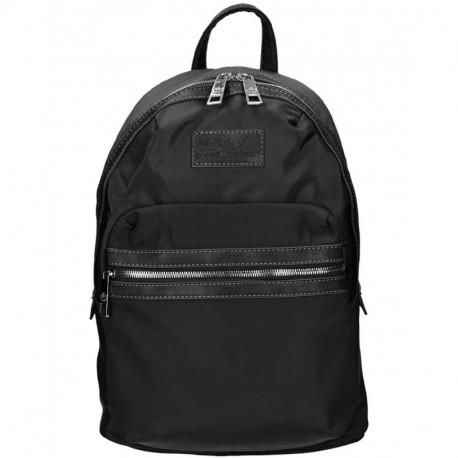 Elegantní městský dámský batoh David Jones cm3615 - černý