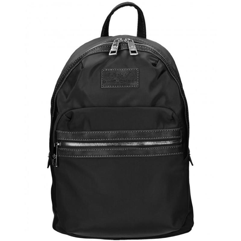 Elegantní městský dámský batoh David Jones cm3615 - černý. Loading zoom 68645c23bb