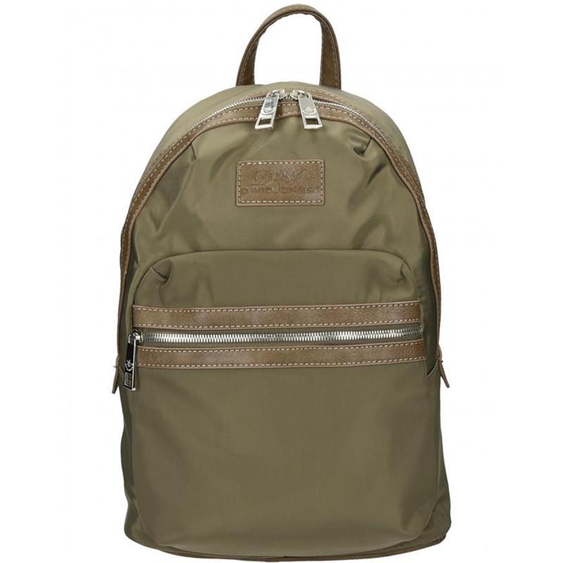 Elegantní pánský batoh David Jones cm3351 - hnědý - Asap-store.cz 2e631d009a