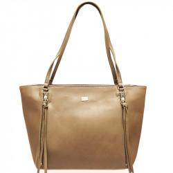 Elegantní dámská kabelka David Jones cm3579a - khaki