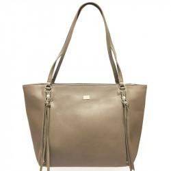 Elegantní dámská kabelka David Jones cm3579a- grey