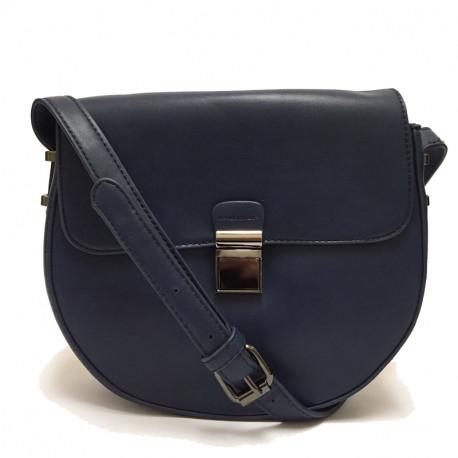 Dámská crossbody kabelka David Jones cm2824 - modrá