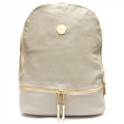 Elegantní dámský batoh Eighty&Ninety - šedý