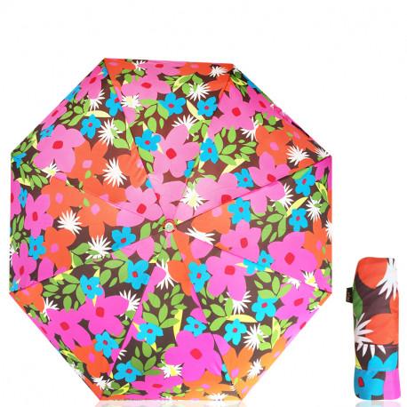 Manuální deštník REALSTAR 0337 - růžový