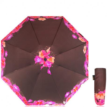 Manuální deštník REALSTAR 0335 - hnědý