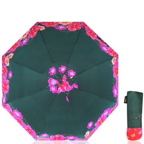 Manuální deštník REALSTAR 0335 - zelený