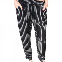 Pohodlné harémové kalhoty