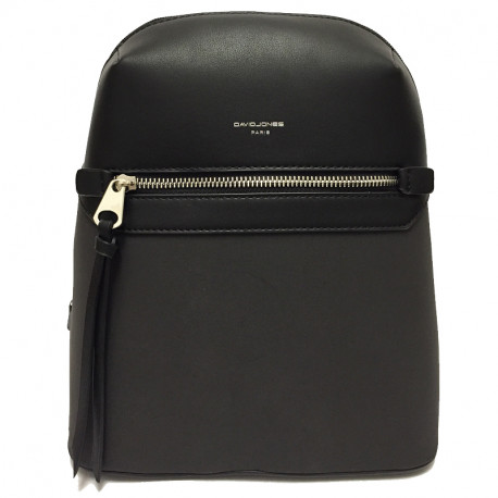 Elegantní městský dámský batoh David Jones 5682a-3 - černý