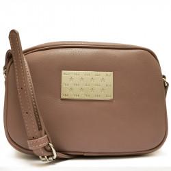 Dámská crossbody kabelka David Jones cm3652a - růžová