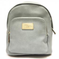 Elegantní městský dámský batoh David Jones cm3740 - modrý