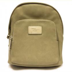 Elegantní městský dámský batoh David Jones cm3740 - khaki