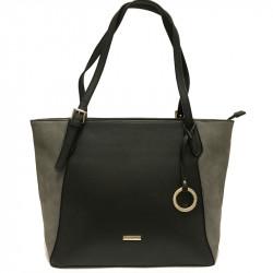 Dámská kabelka David Jones 5606-2 - černá