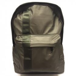 Elegantní pánský batoh - šedobéžový