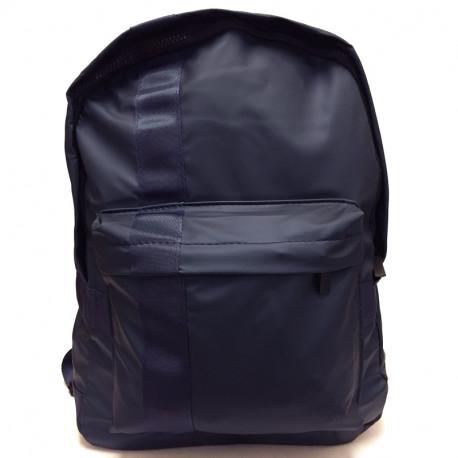 Elegantní pánský batoh - tmavě modrý