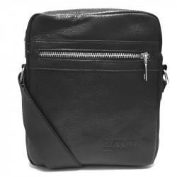 Malá pánská crossbody taška 242 - černá