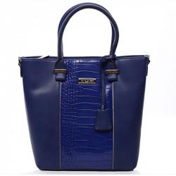 Dámská kabelka David Jones cm8152 - modrá