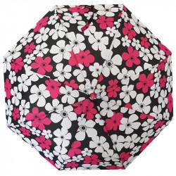 Automatický deštník REALSTAR - růžovo-bílá