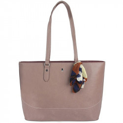 Dámská kabelka David Jones cm4086 z nové kolekce - tmavě růžová