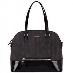 Dámská kabelka David Jones 5831-1 z nové kolekce - černá