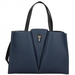Dámská kabelka David Jones 5862-4 z nové kolekce - Tmavě modrá