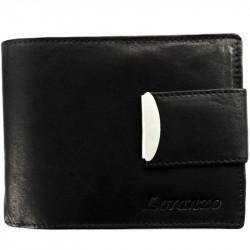 Pánská kožená peněženka Loranzo 464 - hnědá