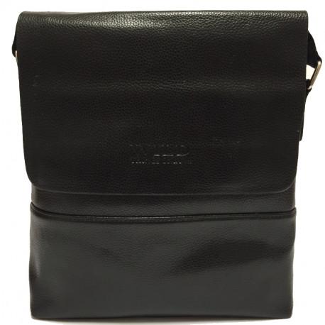 4a6d84338f Elegantní pánská crossbody taška - černá - Asap-store.cz